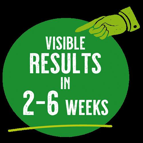 Nutrolin - visible results in 2-6 weeks